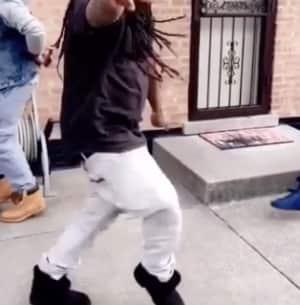 King Louie Might Have The Best #RunningManChallenge Video Yet