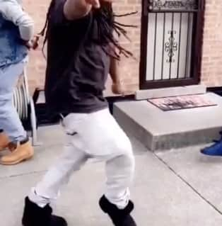 King Louie Might Have The Best #RunningManChallenge Video Yet