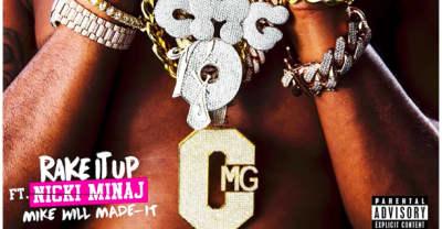 "Yo Gotti And Nicki Minaj Team Up For ""Rake It Up"""