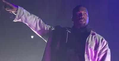 Watch Kid Cudi bring out Kanye West in Chicago