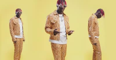 """Watch Lil Yachty's colorful visuals for """"Lady In Yellow"""""""
