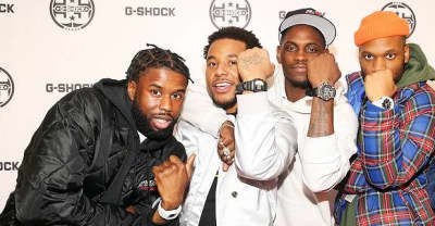 G-SHOCK brought out Virgil Abloh and A$AP Mob for their 35th anniversary function