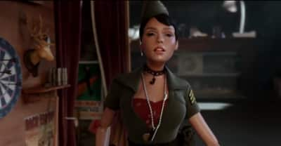 Watch Janelle Monáe fight Nazis in the Welcome To Marwen trailer