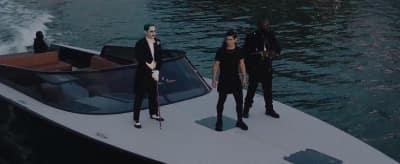 "Watch Rick Ross And Skrillex's Video For ""Purple Lamborghini"""