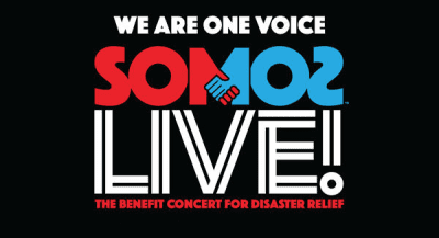 Watch the livestream for the One Voice: SOMOS Live! benefit concert