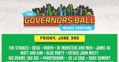 Watch The Governor's Ball 2016 Livestream