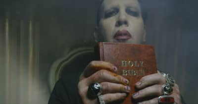 "Watch Marilyn Manson Decapitate Donald Trump In His ""Say10"" Video"