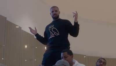 How Did Drake Get That Escalade In The Mall?