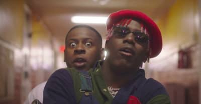 """Lil Yachty Joins Blac Youngsta In The Video For """"Hip Hopper"""""""