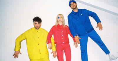 Listen To Paramore's New Album After Laughter