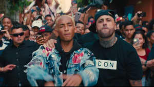 """Jaden Smith and Nicky Jam dance in Cartagena for the remix of """"Icon"""""""