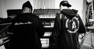 Boys Noize and Virgil Abloh share collaborative Orvnge EP