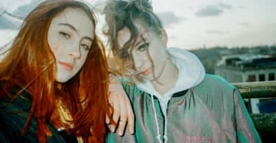 Listen to a new song from Let's Eat Grandma