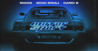 "Nicki Minaj and Cardi B link up on new Migos song ""MotorSport"""