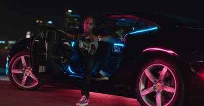 "Major Lazer Release Visuals For ""Night Riders,"" Starring Travis Scott"