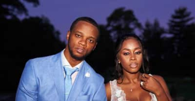 Remy Ma announces she's pregnant after renewing her vows with Papoose
