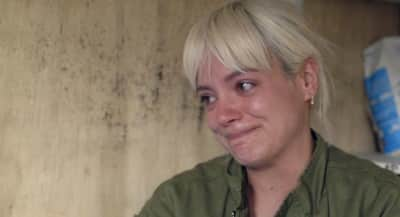 Watch Lily Allen's Emotional Report From The Jungle In Calais