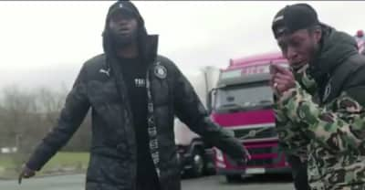 "Section Boyz Hit The Road In ""Section Music 2"" Video"