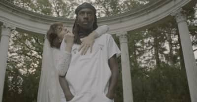 "Watch Charlotte Gainsbourg's ""Deadly Valentine"" Video Featuring Dev Hynes"