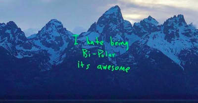 Kanye West's ye is number one on iTunes