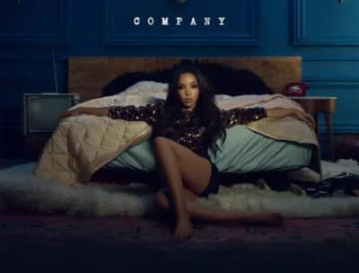 """Hear Tinashe's New Single """"Company"""""""