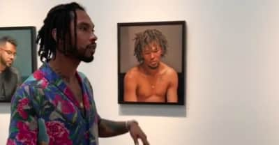 """Watch Miguel Passionately Cover SZA's """"The Weekend"""""""
