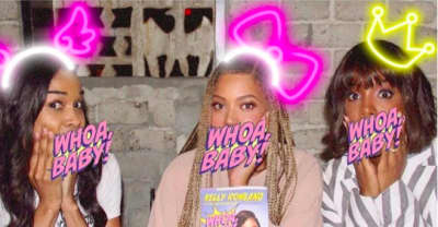 Destiny's Child Got Together For Kelly Rowland's New Book