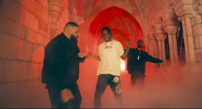 "Watch DJ Khaled's ""On Everything"" Video With Travis Scott, Rick Ross, And Big Sean"