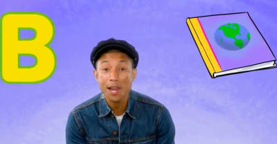Pharrell Showed Up On Sesame Street And It Was Incredibly Cute