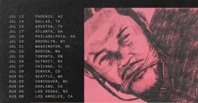Kendrick Lamar Announced The DAMN. Tour
