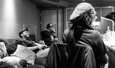 Watch Anderson .Paak Hit Abbey Road Studios With Bruno Mars And Nile Rodgers