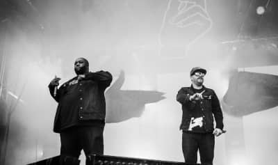 "Listen To The Original Demo Version Of Run The Jewels's ""Panther Like A Panther"""