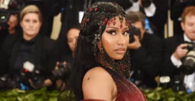 Nicki Minaj previews new song