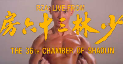 RZA To Live Score A Screening Of The 36th Chamber of Shaolin