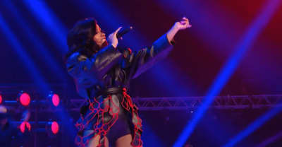 "Watch Cardi B perform ""Bodak Yellow"" at the MOBO Awards"