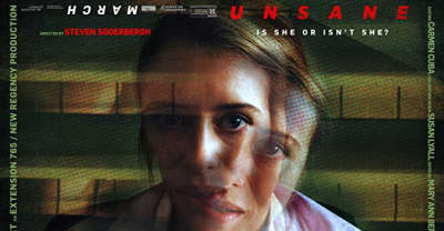 Watch the trailer for Unsane, a horror film shot on an iPhone