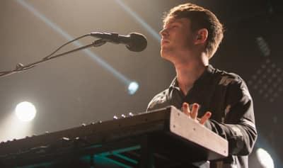 James Blake Announces U.K. Tour