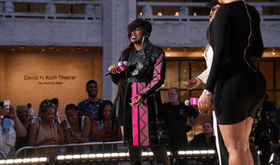 Watch The VH1 Hip Hop Honors Celebration Of Missy Elliott