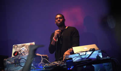 Flying Lotus Is Debuting A New 3D Live Show At FYF Fest
