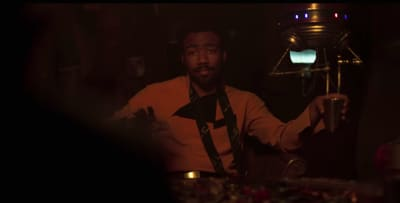 See more of Donald Glover as Lando Calrissian in a new trailer for Solo: A Star Wars Story