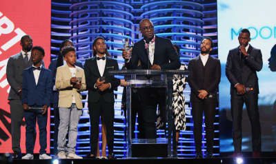 Moonlight Sweeps Spirit Awards
