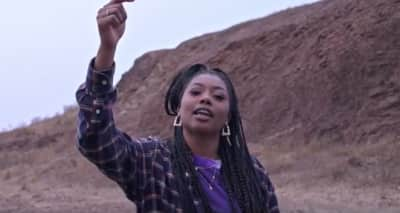 "Watch Tia Nomore's ""The Opposition"" Video Featuring Iamsu!"