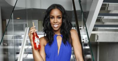 "Kelly Rowland Shares ""Gimme Love"""