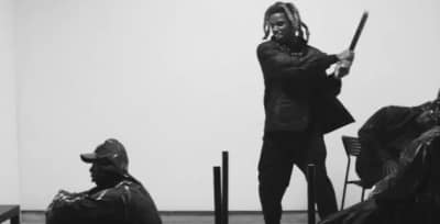 """Watch Denzel Curry And Joey BadA$$'s """"Zenith"""" Video"""