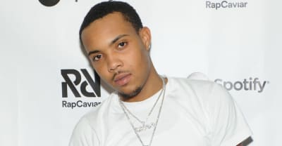 G Herbo arrested on felony weapons charge