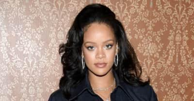Here's the poster for Ocean's 8, starring Rihanna