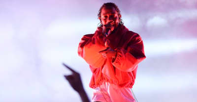 Kendrick Lamar performed at the Brits while Rich The Kid smashed a fancy car