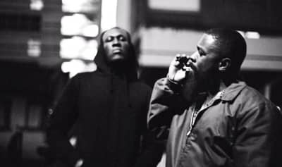 "Solo 45 And Stormzy Face Off In The Video For Their Heavy Collaboration ""5ive"""