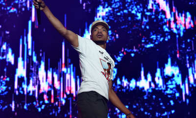Watch Kendrick Lamar Bring Out Chance The Rapper At Chicago's DAMN. Concert