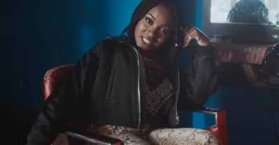 "RAY BLK Drops Gems In The Hair Salon In Her Video For ""Patience"""